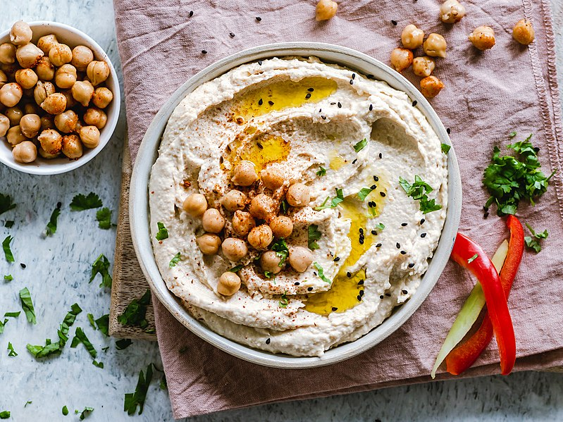 A picture of Hummus